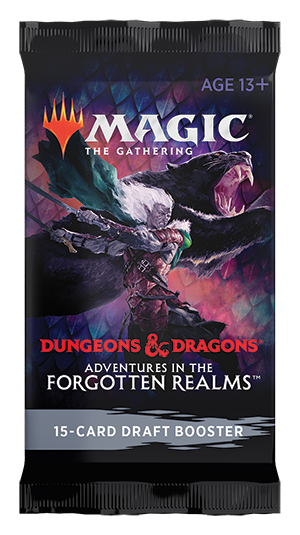 Magic Adventures in the Forgotten Realms Pre-release 6-Pack
