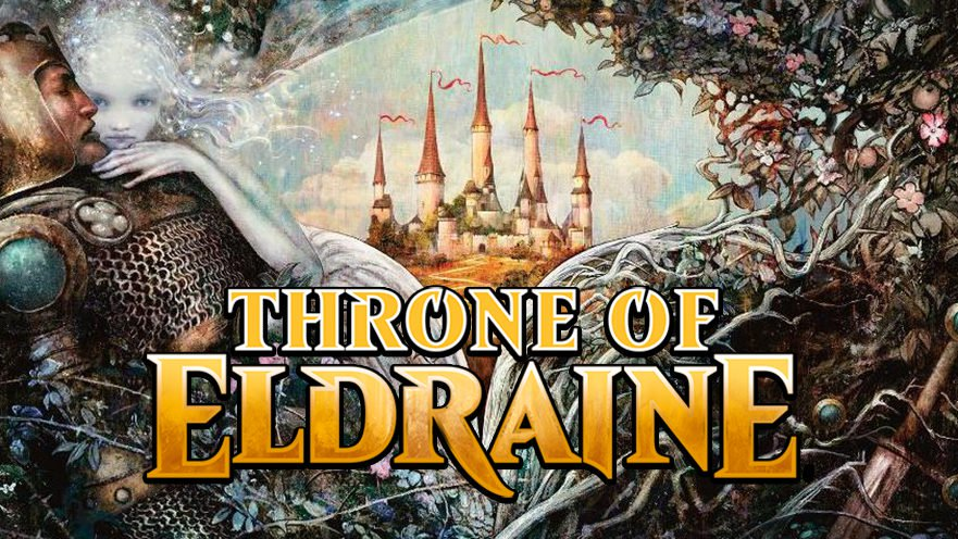 Magic Throne of Eldraine Sealed Launch Party (Friday, 10/4 at 6:30 pm)