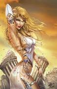 Grimm Fairy Tales Godstorm Age of Darkness