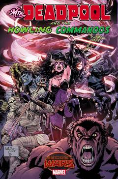 Mrs Deadpool and Howling Commandos