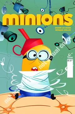 Minions (4-issue mini-series)