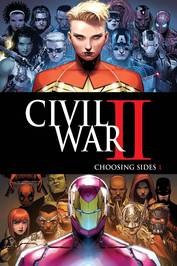Civil War II Choosing Sides (6-issue mini-series)