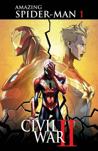 Civil War II Amazing Spider-Man (4-issue mini-series)