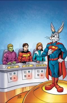 Legion of Super Heroes Bugs Bunny Special