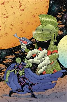 Martian Manhunter Marvin the Martian Special