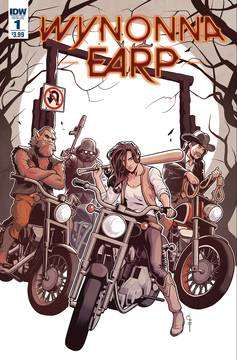 Wynonna Earp Season Zero (5-issue mini-series)