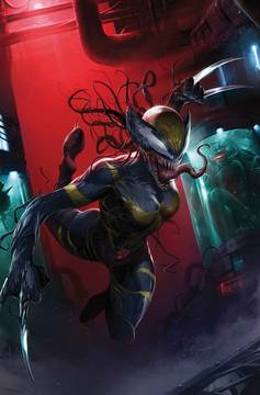 Edge of Venomverse (5-issue mini-series)