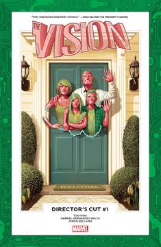 Vision Directors Cut (6-issue mini-series)