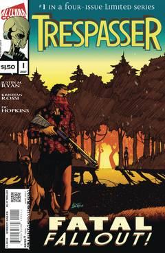 Trespasser (4-issue mini-series)