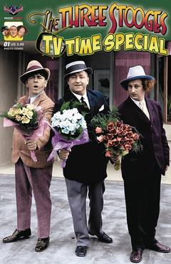Three Stooges Tv Time