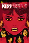 Kiss Vampirella (5-issue mini-series)