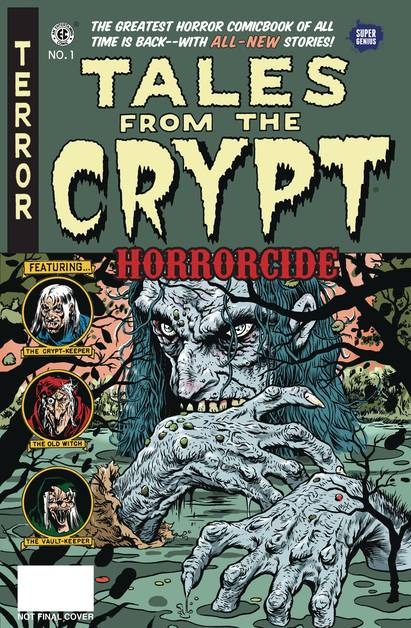 Tales From the Crypt Horrorcide (3-issue mini-series)