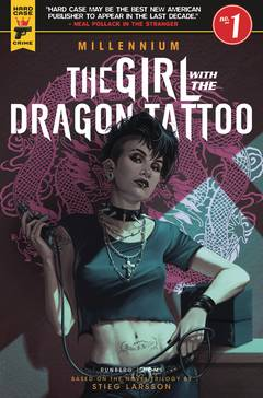 Millennium Girl With the Dragon Tattoo