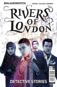 Rivers of London Detective Stories (4-issue mini-series)