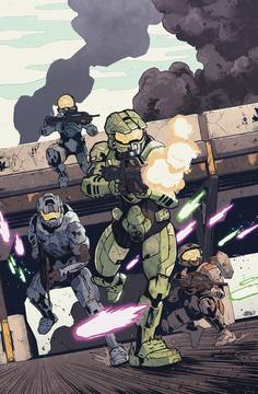 Halo Collateral Damage (3-issue mini-series)