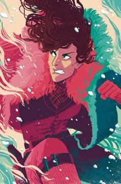 Tomb Raider Inferno (4-issue mini-series)