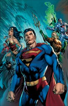 Man of Steel (6-issue mini-series)