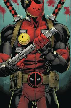 Deadpool Assassin (6-issue mini-series)