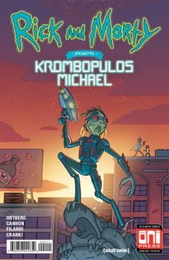 Rick & Morty Presents Krombopulous Michael