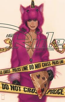 Ride Burning Desire 5 Issue Miniseries