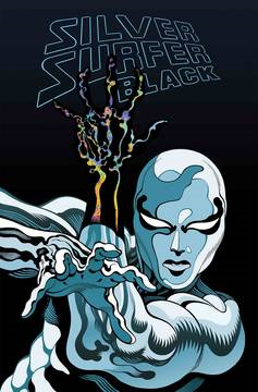 Silver Surfer Black 5 Issue Miniseries