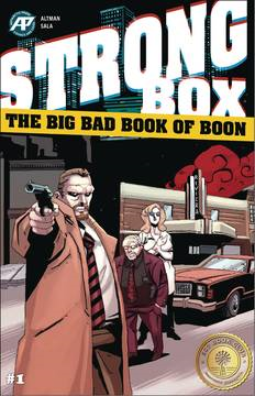 Strong Box Big Bad Book of Boon 8 Issue Miniseries