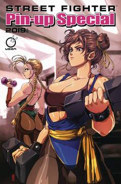 Street Fighter 2019 Pinup Special