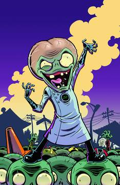 Plants Vs Zombies Garden Warfare (3-issue mini-series)