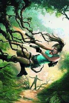 Lara Croft Frozen Omen (5-issue mini-series)