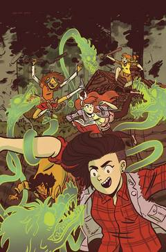 Lumberjanes Beyond Bay Leaf