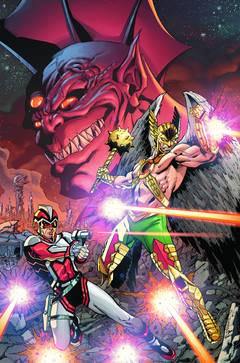 Hawkman and Adam Strange Out of Time (6-issue miniseries)