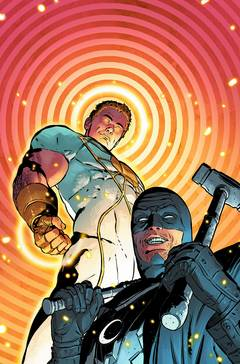 Midnighter and Apollo (6-issue miniseries)