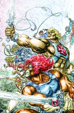 He Man Thundercats (6-issue miniseries)