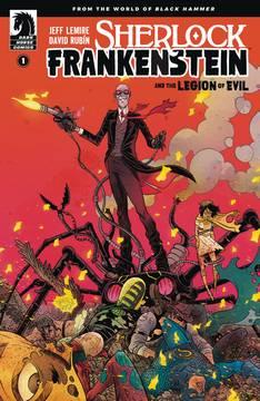 Sherlock Frankenstein & Legion of Evil (4-issue mini-series) Main