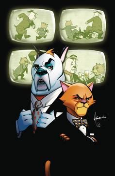 Ruff & Reddy Show (6-issue mini-series)