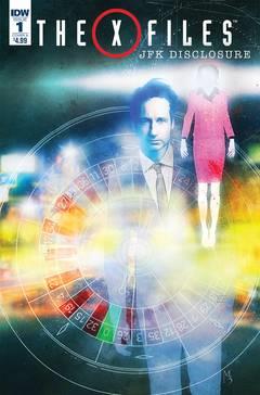 X-Files JFK Disclosure (2-issue mini-series)