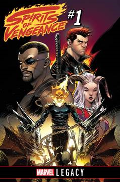 Spirits of Vengeance (5-issue mini-series)