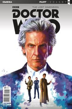 Doctor Who Lost Dimension Omega