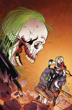 Old Lady Harley (5-issue miniseries)