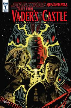 Star Wars Tales From Vaders Castle (5-issue miniseries)