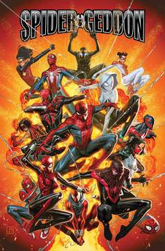 Spider-Geddon (5-issue miniseries)