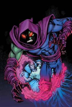 Infinity Wars Sleepwalker (4-issue miniseries)