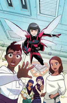 Unstoppable Wasp (5-issue miniseries)