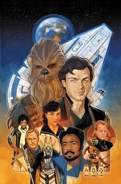 Star Wars Solo Adaptation (5-issue miniseries)