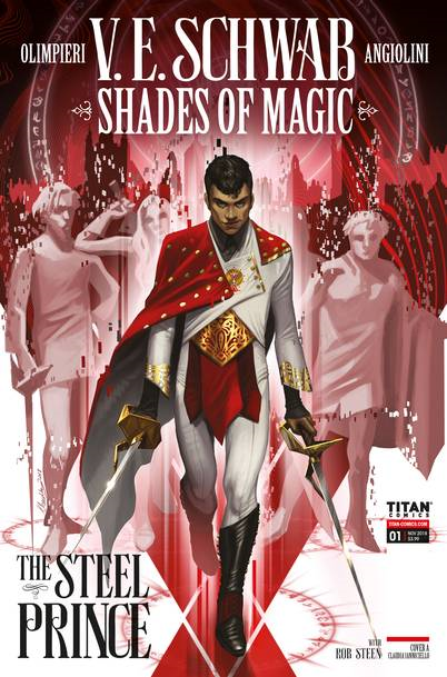 Shades of Magic (4-issue miniseries)