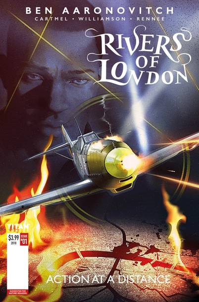 Rivers of London (4-issue miniseries) Action At a Distance
