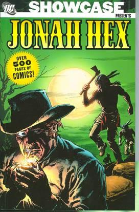 SHOWCASE PRESENTS JONAH HEX TP VOL 01