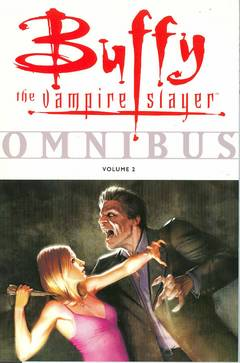 BUFFY THE VAMPIRE SLAYER OMNIBUS TP VOL 02