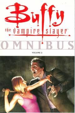 BUFFY THE VAMPIRE SLAYER OMNIBUS TP VOL 02