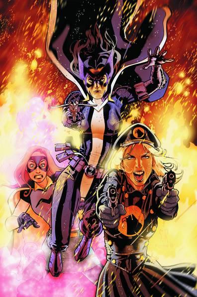 BIRDS OF PREY PLATINUM FLATS TP